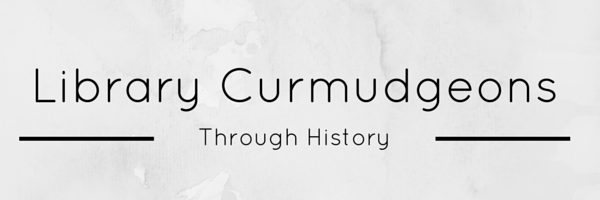 Murals, Pie, and Ice Cream – Library Curmudgeons Through History